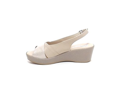 Susimoda Women's Fashion Sandals beige beige pLdjSBp