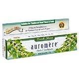 Auromere Tthpste Fresh Mint (pack of 5)
