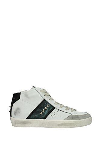 EU Bianco Crown Leather MLC1773 Uomo Sneakers Pelle wqzwPYxSX