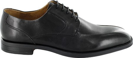 Florsheim Mens Urbane Bike Oxford In Pelle Nera