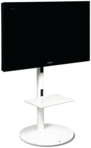 1 admon de alfombras de Soporte para televisores - Blanco: Amazon.es: Electrónica