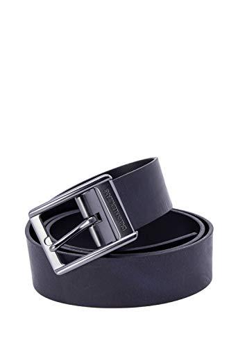Calvin klein jeans Belts man J Rev Chase Belt 4 cm K50K504324 115 black - blue ()