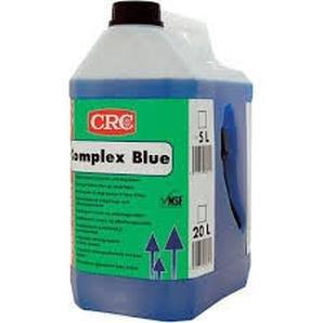 CRC - Limpiador/Desengrasante Base Agua Biodegradable. Está Autorizado Para Su Uso Como Limpiador De Suelos Y Paredes En Procesos De Alimentación Y Equipos De Embalaje Eco Complex Blue Fps 2X5 L