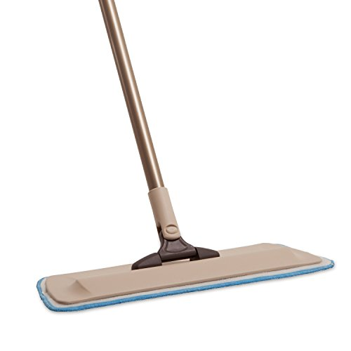 - SnapMop Microfiber Mop System | Reusable, Adjustable, Lightweight, | Makes Cleaning Your Floors a Snap!