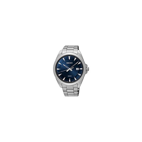 Seiko-SUR207-Mens-Stainless-Steel-Blue-Dial-Date-Casual-42mm-Analog-Watch