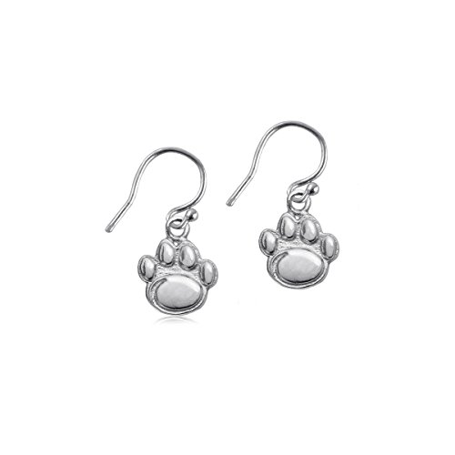 Penn State Jewelry Nittany Lions PSU Sterling Silver Jewelry by Dayna Designs (Dangle Earrings)