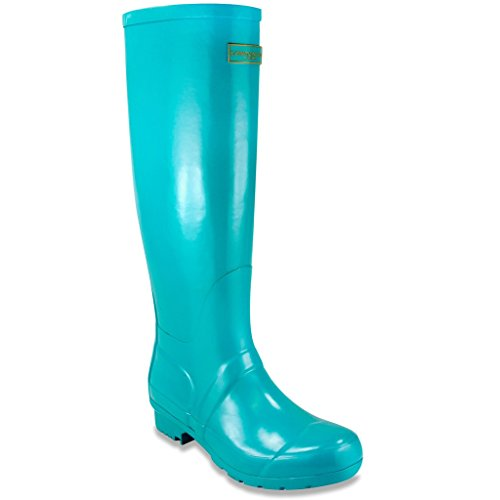 london fog rain boots - 2