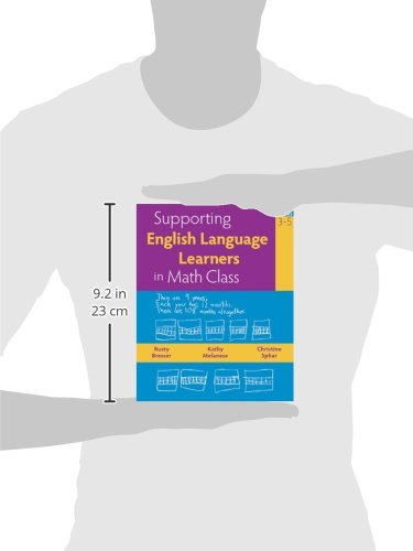 Supporting English Language Learners in Math Class, Grades 3-5 by Brand: Math Solutions