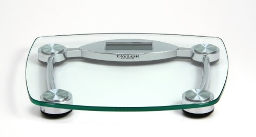 082197104075 - Taylor Glass and Chrome Digital Scale carousel main 5