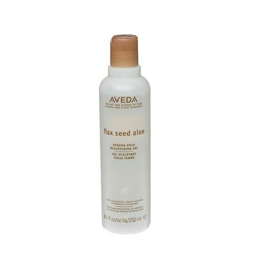 Flax Seed Aloe Strong Hold Sculpting Gel Aveda For Unisex 8.5 Ounce Offering Maximum -