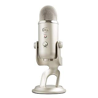 Blue Yeti USB Microphone - Platinum Edition (B008F4USMS)   Amazon price tracker / tracking, Amazon price history charts, Amazon price watches, Amazon price drop alerts