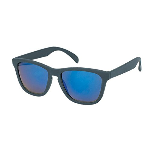 400 blanc Bleu soleil uV wayfarer miroir style à Chic geek verres net noir de bleu panto lunettes chevalet gawP04