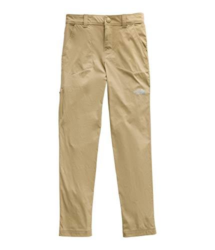 The North Face Boy's Spur Trail Pant, Kelp Tan, Size M