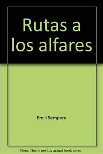 Rutas por alfares, de España y Portugal: Amazon.es: Sempere Ferrandiz, Emili: Libros