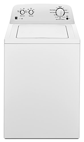 (Kenmore 20232 Top Load Washer with Deep Fill Option in White, includes delivery and hookup (Available in select cities only))