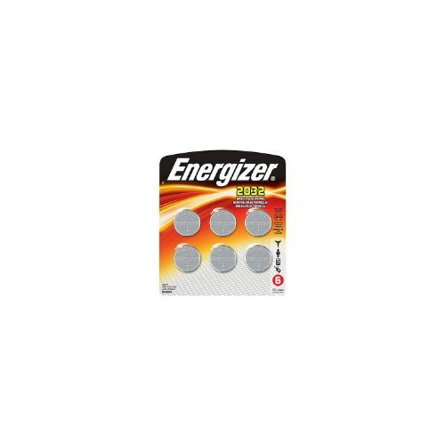 Energizer Lithium Batteries 2032 - 6 pack