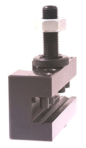 HHIP 3900-5262 No. 2 Quick Change Boring Turning and Facing Tool Post Holder BxA #200