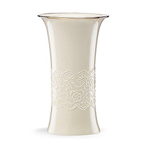 Lenox Lace Trumpet Vase