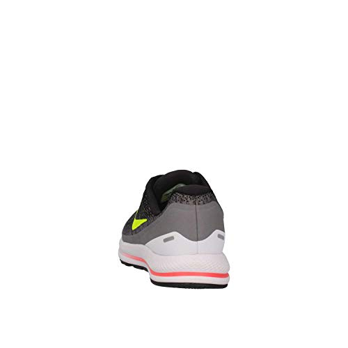 Black Nike Uomo Running Bright Crimson Vomero Gunsmoke Zoom 13 Volt Air 070 Multicolore Scarpe qxW4aqBg
