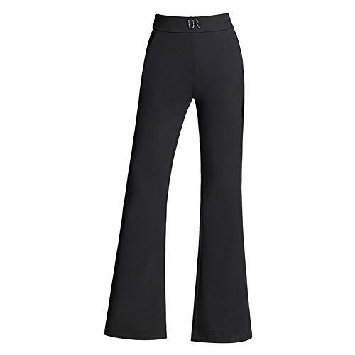 Pantaloni Pantaloni Lungo Bootcut Yoga Flare Bootleg 28