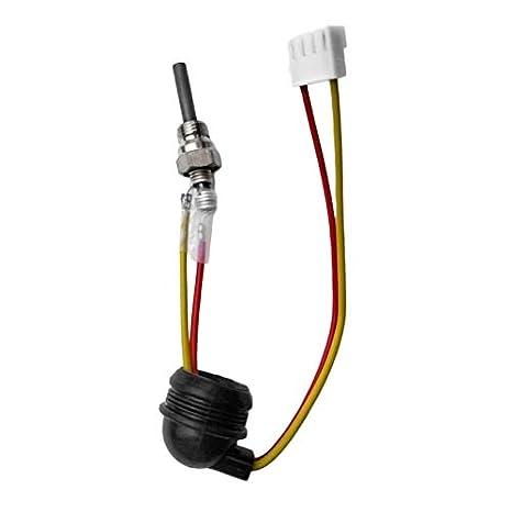 8 V Coche Bujías de encendido Cable de encendido para Eberspacher D2 D4 Air Park Calefactor Tanque Ligero Ligero Ahorro de Energía: Amazon.es: Coche y moto