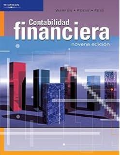Contabilidad financiera/ Financial Accounting (Spanish Edition)
