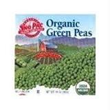 Organic Frozen Peas, 10 oz. Bag