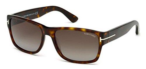 Tom Ford Sunglasses TF 445 Mason 52B Havana - Boutiques Tom Ford