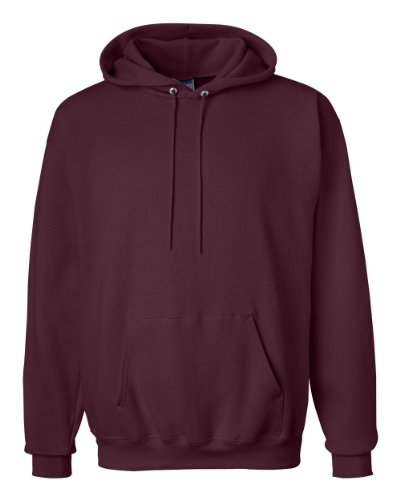 Hanes Men's Ultimate Cotton Heavyweight Pullover Hoodie Sweatshirt