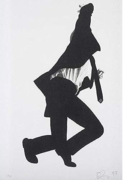Robert Longo Fine art prints /'Men in the Cities/' 1