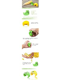 Win Creative household corn peeler cutter corers kitchen cooking tools portable corn stripper device threshing corn... compare