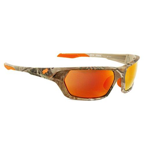 Spy Optic Quanta Wrap Sunglasses, 64 mm (Ansi RX/Spy + Real - Real Sunglasses Spy