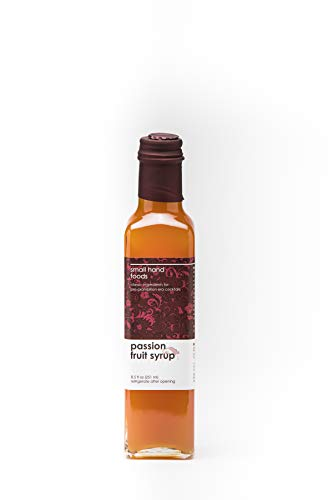 Small Hand Foods Passion Fruit Syrup - 8.5 oz