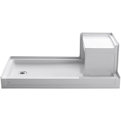 Kohler K-1977-0 Tresham Shower Receptor White