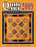 img - for 2009 Quilt Art Engagement Calendar book / textbook / text book
