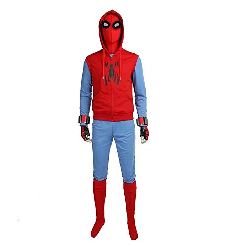 Superhero Cosplay Full Set Costumes Halloween Adult Outfits XL]()