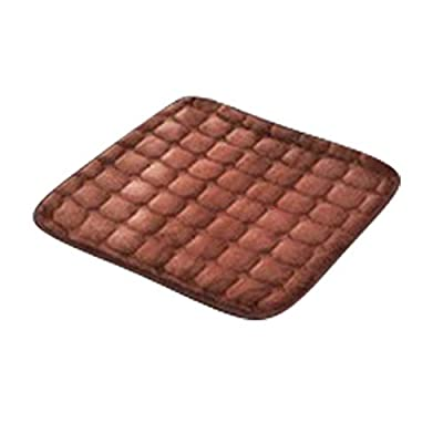 Qwkanij Indoor Outdoor Garden Patio Home Kitchen Office Chair Seat Cushion Pads: Home & Kitchen