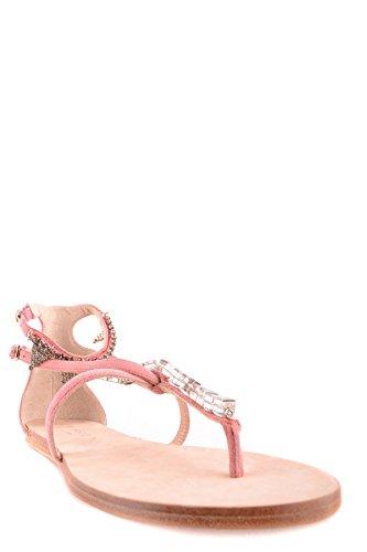 para MCBI302191O de mujer gamuza Sandalias rosa Set Twin pgTxWwzqBz