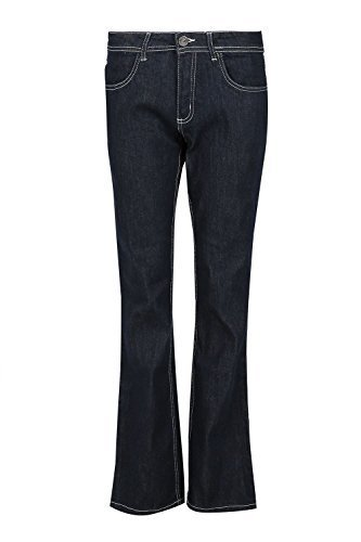 Bleu Manche taille unique Jeans Jealous Femme Fonc Sans Be 4R0Aw