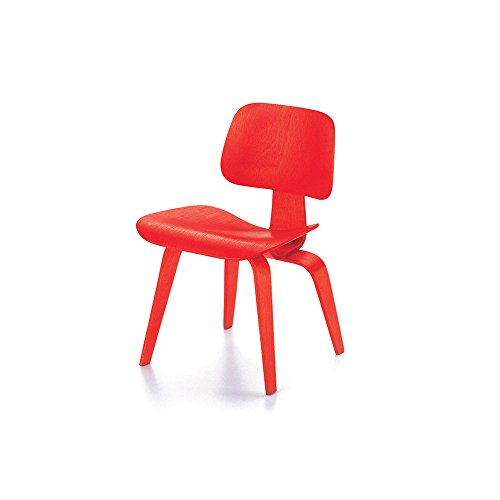 Price comparison product image Vitra Men's Eames DCW Miniature,  Red,  One Size