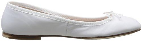 Prima Blanc White Bloch Ballerina Bailarinas para Blanco Mujer a8d4Y