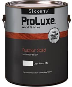 Deep Base Gallon Sik710-140.01 Rubbol Solid Sikkens Part SIK710-140.01