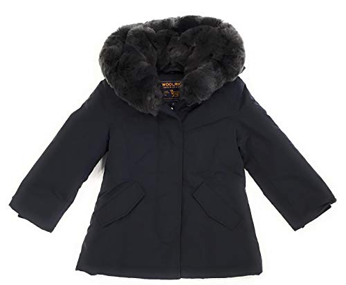 Bambina Inverno Wkcps2047 Blue Woolrich Giubbotto Luxury Midnight Beaker xwqw06E1