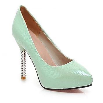 Chaussures Pour Mode Femmes Skt Plastique Femme Talons 68qnB