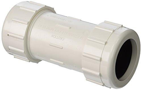 60-108 160-108HC 2X7-1/2 PVC Coupling, 2-Inch ()