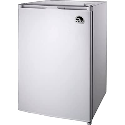 Igloo 4.5 cu. ft. Refrigerator and Freezer, FR464 - Adjustable Legs