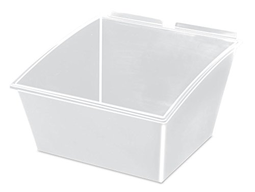 New Retail Clear finish Medium Popbox 11.25''W x 11.75''D x 7''H by Popbox