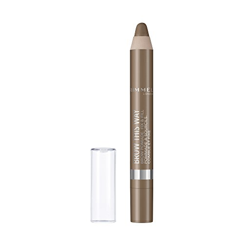 Rimmel Brow This Way Pomade Pencil, #002 Medium Brown