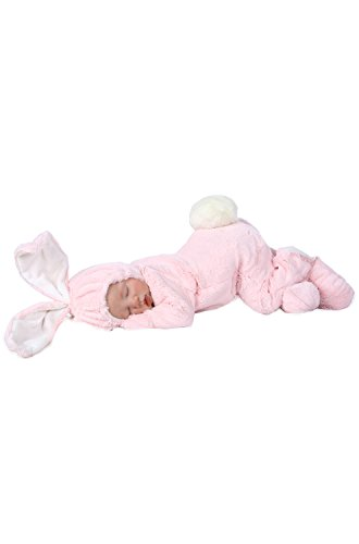 Baby Bunny Costumes (Princess Paradise Baby's Anne Geddes Bunny Deluxe Costume, pink, 0/3M)