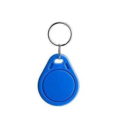 Pack 500 - Llavero NFC 1K | 716 Bytes Memoria: Amazon.es ...
